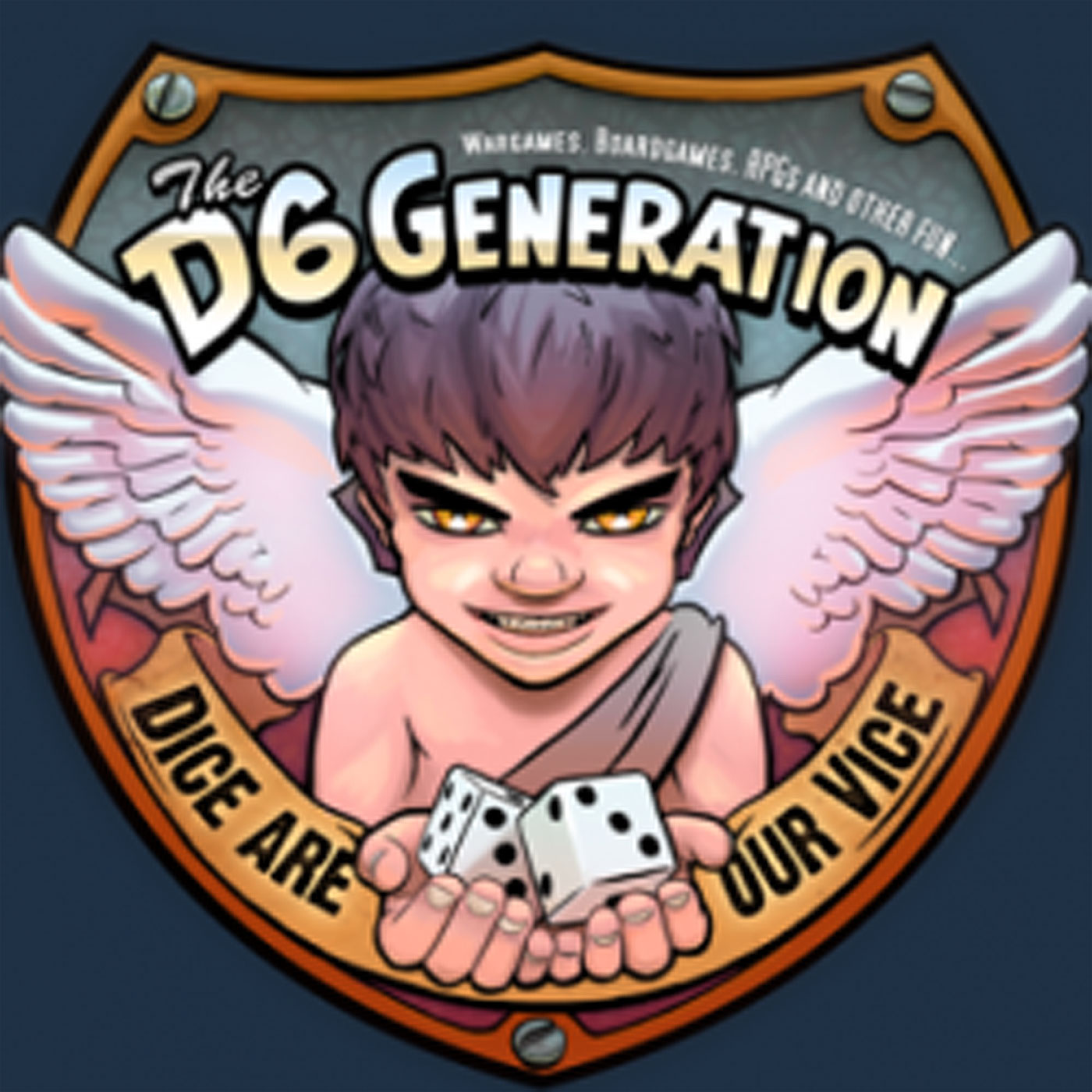 D6 Generation: Lost Chapters Podcast logo