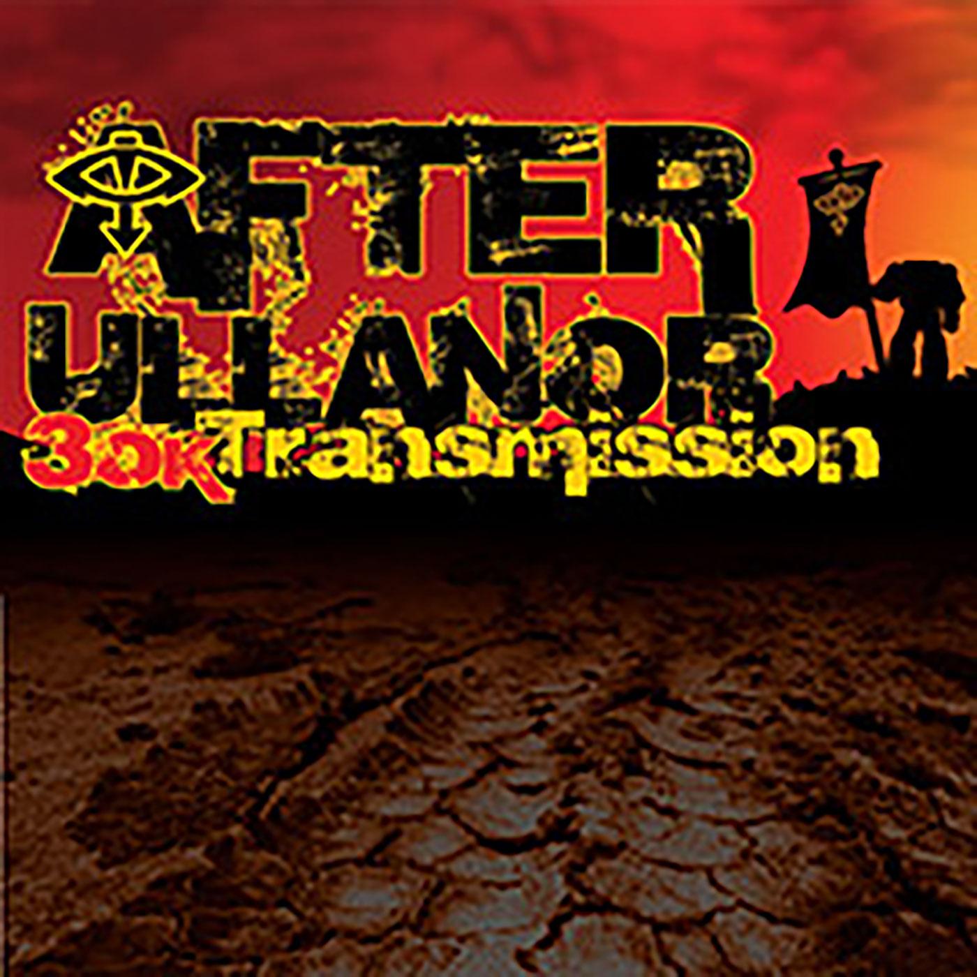 After Ullanor 30K Transmission logo