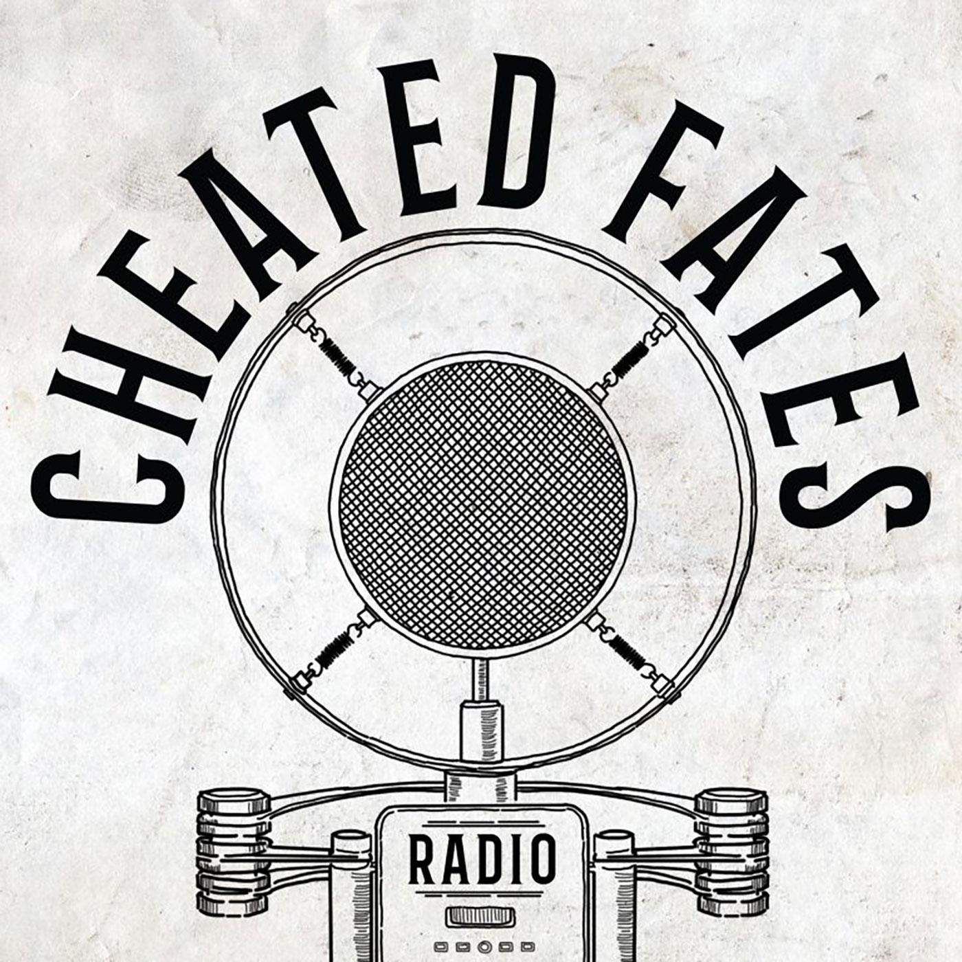 Cheated Fates Radio Podcast logo