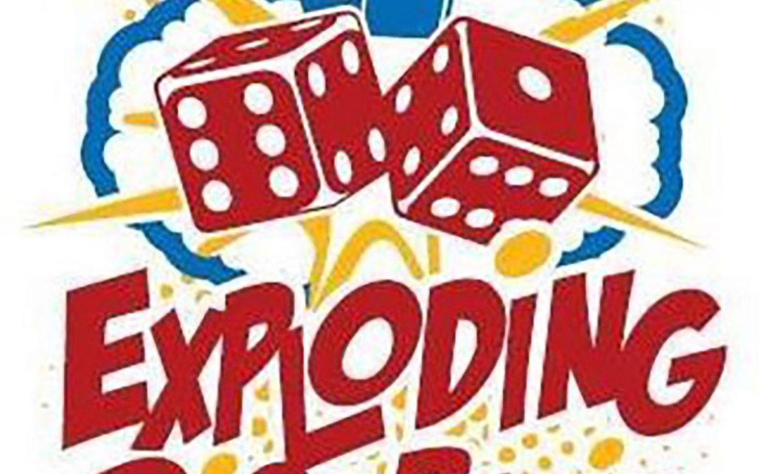 Exploding Dice Radio – Episode 16