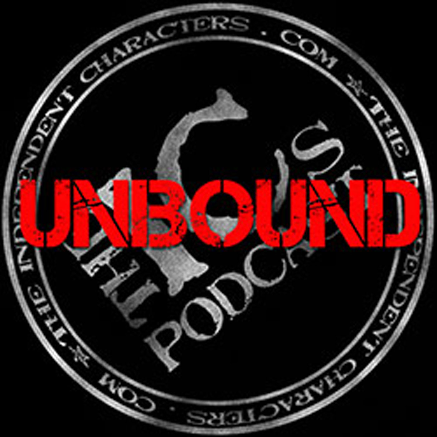 The Independent Characters Unbound logo