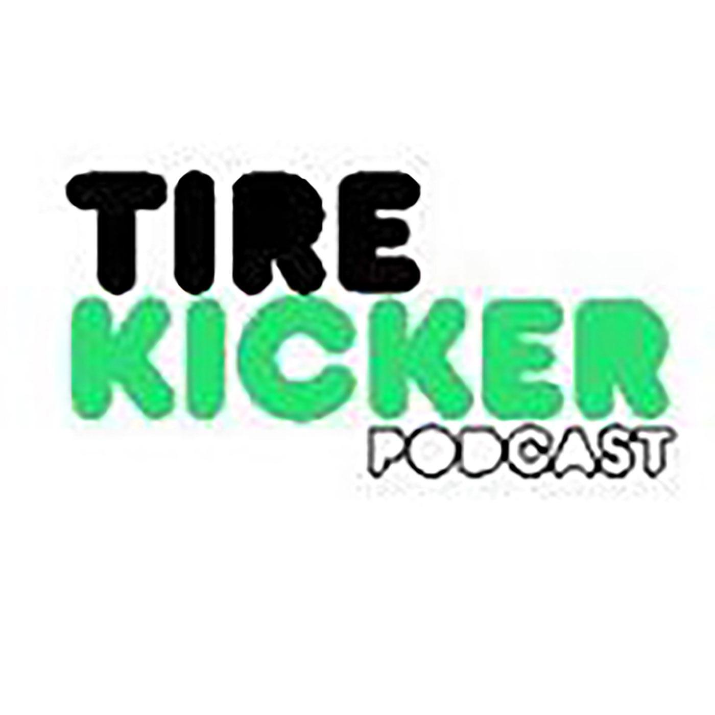 The Tire Kicker Podcast logo