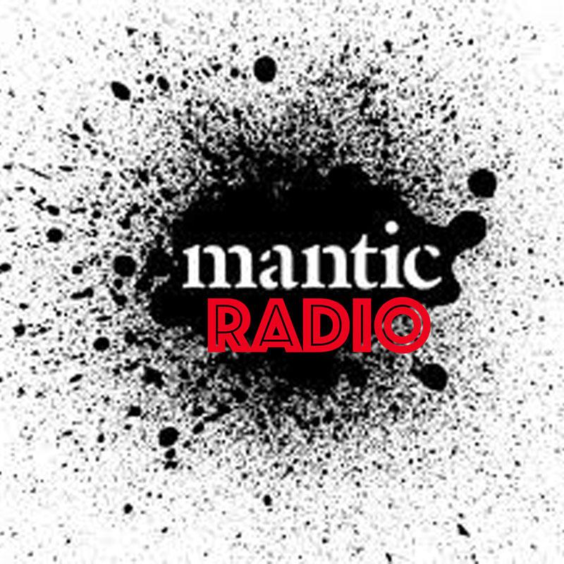 Mantic Radio logo