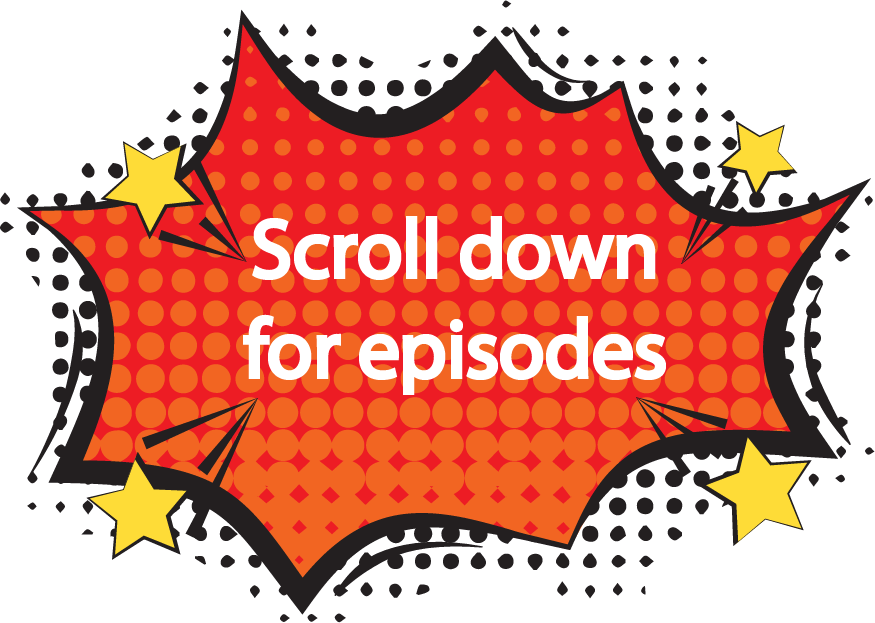 Scroll down for more episodes